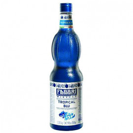 Tropical Blue Syrup 1000 ml - Fabbri 1905 MixyBar