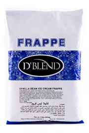 D'Blend Vanilla Ice Cream Powder, 900 g