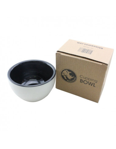 RHINOWARES PRO COFFEE CUPPING BOWL 7.5OZ/210ML