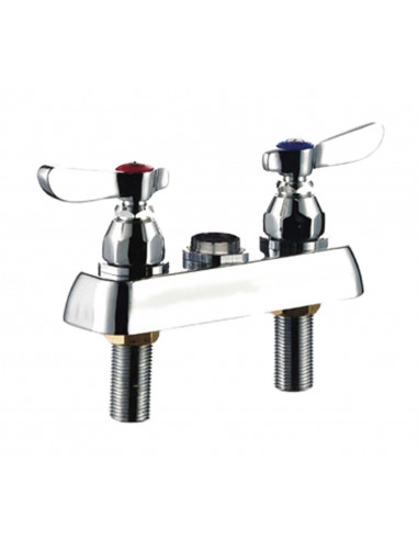 General GXR-7400WB General Hardware 4 Centre Double Work Board Faucet