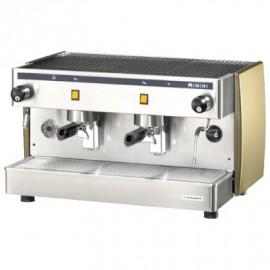 آلة الاسبريسو ريميني النصف أتوماتيكية بمجموعتين (MFE0825B) من فيوتشرمات