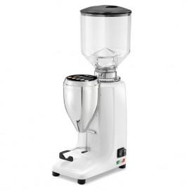 مطحنة قهوة حسب الطلب باللون الأبيض  (M80E) من كوامار