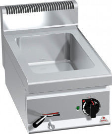 Berto's E7BM4B Electric Counter Top Bain Marie