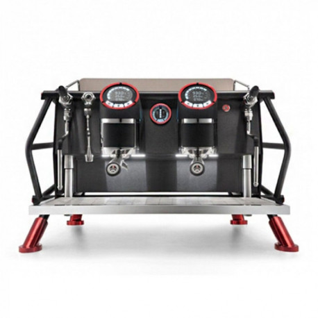 Sanremo Cafe Racer Naked Two Groups Espresso Machine