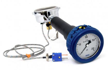 Scace Portafilter Professional Gauge (Pressure/Temperature)