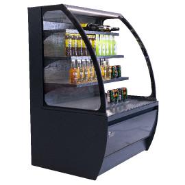 Brodan SOUDA-GNG-900-GRY Refrigerated Display Grab And GO -