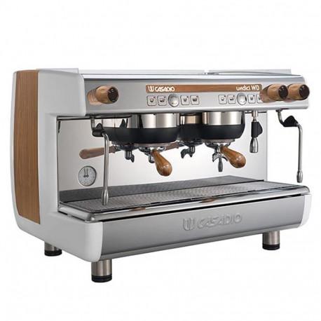Casadio Volumetric 2 Group Espresso Machine - Wood