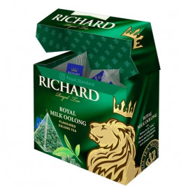 Richard Royal Milk Oolong Green Tea leaves