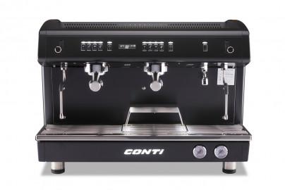 Conti X-1, Volumetric, 2 Group, Automatic Espresso Machine