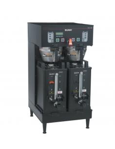 آلة تحضير القهوة المزدوجة بسعة 71.5 لتر BrewWise، بتقنية Soft