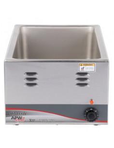 جهاز تسخين الطعام (W-3Vi) يُوضع فوق السطح وبمقاس 12 بوصة × 20 بوصة من إيه بي دبليو وايت