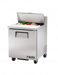 [USED] True TSSU-27-8 One Door Sandwich Salad Prep Refrigerator