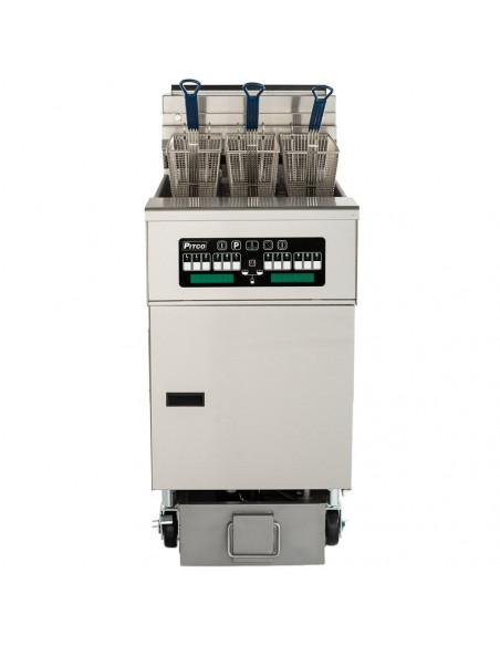 (SE14S) قلاية بتكو بوعاء واحد وسلتين رقمية التحكم وبدرج تعقيم