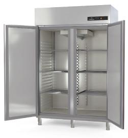 2 Doors Refrigrator GN2/1  S-Line