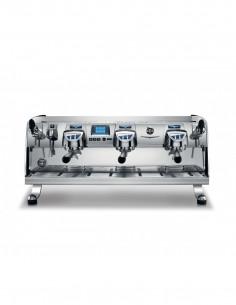 (مستعمل) آلة الاسبريسو بلاك إيجل بثلاث مجموعات وبتقنية القياس الوزني من فكتوريا أردوينو