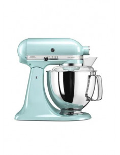 KitchenAid Artisan 5KSM175PSBIC, 4.8 L Tilt-Head Stand Mixer - Ice Blue