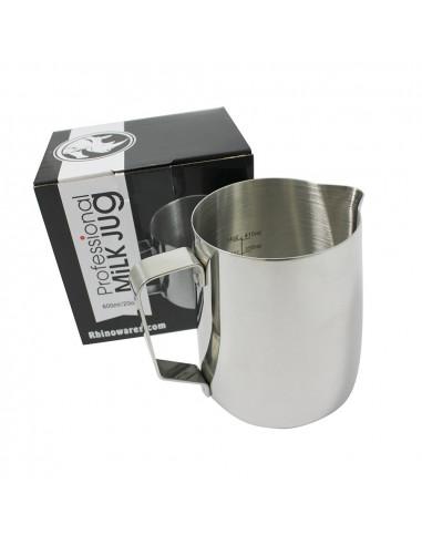 إبريق الحليب  الفولاذي من راينورس، بسعة ٣٢ أونص