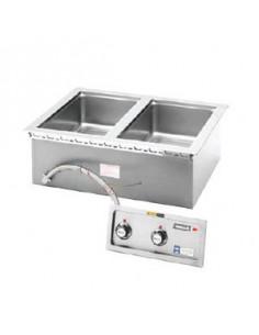 وعاءين حراريين لحفظ وتسخين الطعام (MOD200TD)