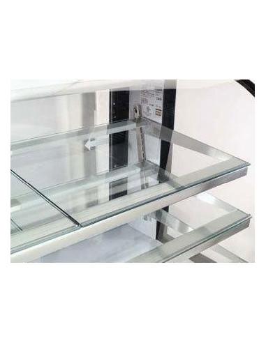 True 914816 2 GLASS SHELF KITS  26 3-4 X 21 3-4 - TCGR & TCGD-59