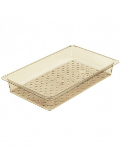 CAMBRO CAMWEAR HIGH HEAT Full Size 1/1 Colander Pan