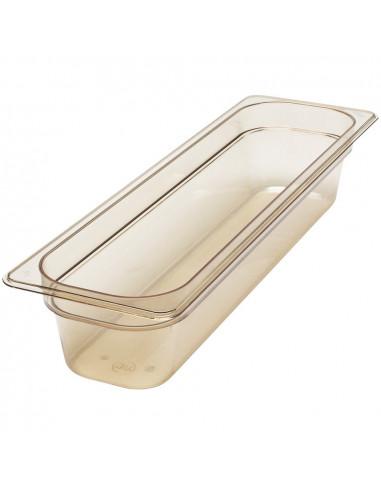 وعاء طعام 24LPHP150 كام وير مستطيل الشكل بمقاس 1\2 لدرجات الحرارة العالية من كامبرو