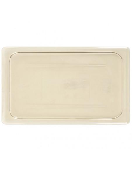 Cambro 40HPC150 1/4 Size High Heat Flat Lid