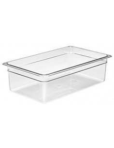 Cambro 16CW135 Camwear Clear Full Size 1/1 Food Pan