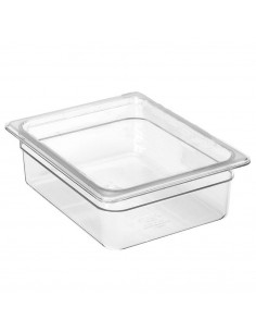 Cambro 18CW135 Camwear Clear Full Size 1/1 Food Pan