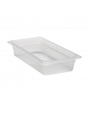 وعاء الطعام الشفاف