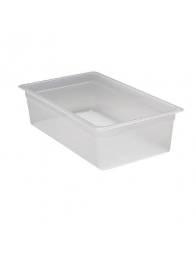 وعاء طعام شفاف 28PP190 بمقاس 1\2 من كامبرو