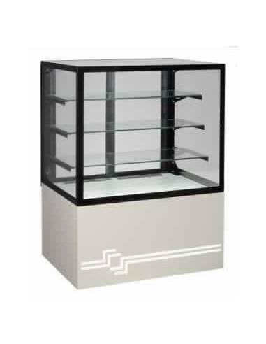 ثلاجة عرض مربعة من يونِس (CUBE 1000)