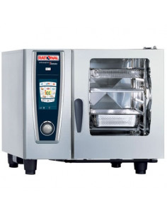 RATIONAL SELF COOKING CENTER 5 SENSES MODEL 61 GN 1/1 - Gas