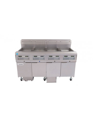 Frymaster FPEL414CA electric Fryer  with built-in filtration