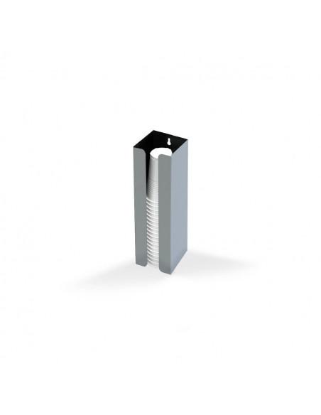 موزع الكاسات الفولاذي من ميران- بحجم كبير - بحجم متوسط