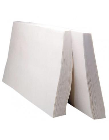 علبة أوراق ترشيح بتصميم مسطح بها 100 ورقة من بيتكو