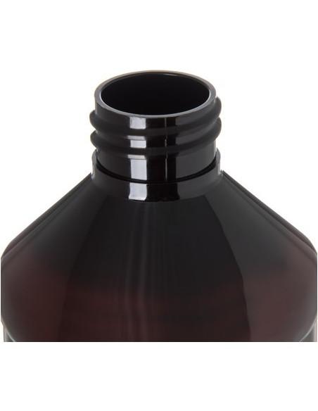 زجاجة 381613 باللون الكهرماني بسعة 16 أوقية من كارلايل