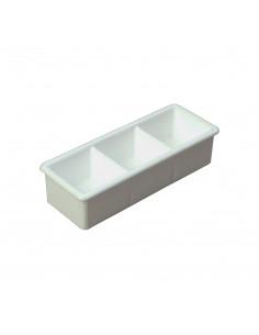 Carlisle 455202 Sugar Caddy with (50) Packet Capacity