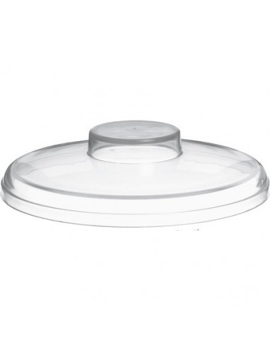Carlisle CM103207 Clear Cold Crock Cover
