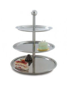 Carlisle 609170 Display Stand with (3) Tiers