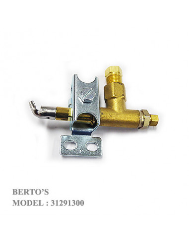 Bertos 31291300 ADJUSTABLE PILOT WITH 2 SEATS