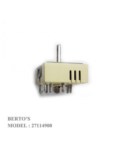 Bertos 27114900 VOLTAGE REGULATOR 230V
