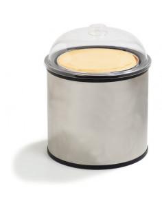 Carlisle 38655 Coldmaster Ice Cream Shroud 11.35 Liters Cold Crock