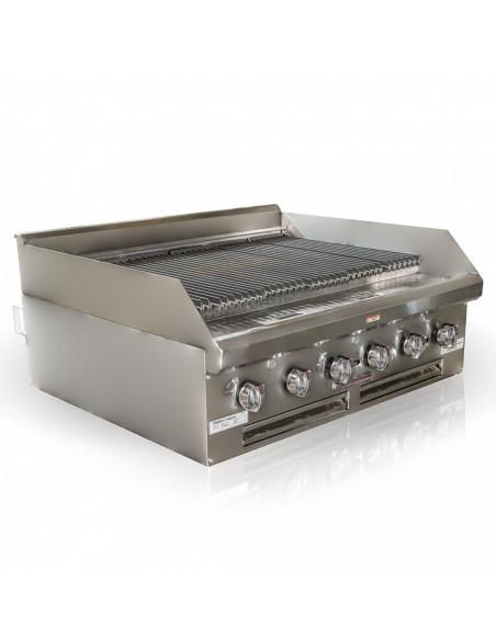 شواية HDC-48 تعمل بالغاز وبمقاس (48 بوصة) من ساوثبند