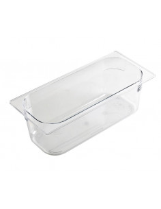 Kapp 46010001 Clear Ice Cream Pan