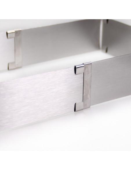 قالب الكعك 43030008 مربع الشكل بمقاس قابل للتعديل من كاب