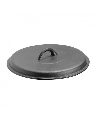 """Tomlinson 1023007 Cast Iron Lid, Fits 6"""" Supercast Fry Pan"""