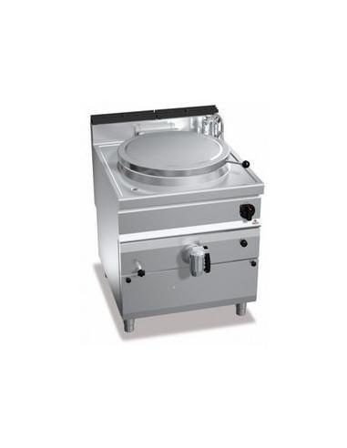 Berto's E9P15I Electric Boiling Pan 150 Liters