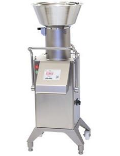 Hallde RG-400 Vegetable Preparation Machine + Feed Hopper