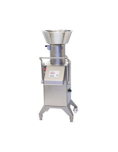 RG-400 Vegetable Preparation Machine + Feed Hopper