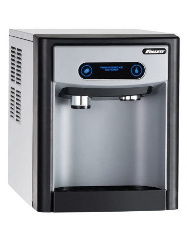 Follett 7CI100A-IW-NF-ST-00 7 Series Air Cooled Countertop Ice Maker and Water Dispenser